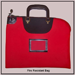 fire proof fire resistant bag