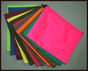 Mail Bag - Mail Room Bags - Nylon Zipper Bag e90b5246cc24